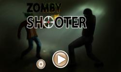 Shooter Zombie screenshot 1/4