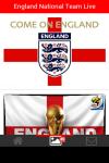 England National Team Live Wallpaper screenshot 3/6