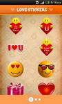 Love Sticker for Valentine Day screenshot 1/4