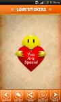 Love Sticker for Valentine Day screenshot 2/4