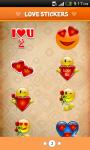 Love Sticker for Valentine Day screenshot 4/4