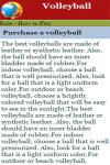 Rules to play Volleyball screenshot 3/3