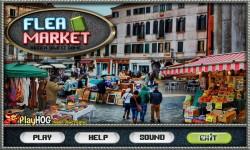 Free Hidden Object Game - Flea Market screenshot 1/4
