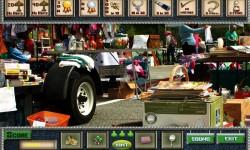 Free Hidden Object Game - Flea Market screenshot 3/4