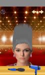 Celebrity Hair Salon Game screenshot 3/5