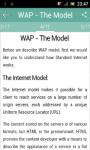 Learn WAP screenshot 3/3