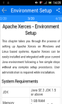 Learn Apache Xerces screenshot 2/2