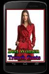 Best Women Trench Coats screenshot 1/3