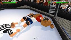 Wrestling Revolution 3D entire spectrum screenshot 3/6