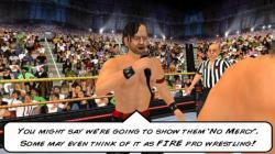 Wrestling Revolution 3D entire spectrum screenshot 4/6
