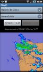 Chove Radar de lluvia screenshot 1/6