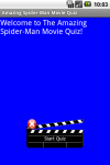 Amazing Spider-Man Quiz screenshot 1/4