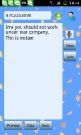 Chat Text Messenger screenshot 1/5