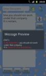 Chat Text Messenger screenshot 2/5