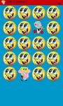 SpongeBob Match Up Game screenshot 1/6
