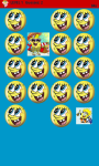 SpongeBob Match Up Game screenshot 2/6
