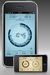 Touch LCD - Designer Speaking Clock screenshot 1/1