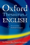 Oxford Thesaurus of English (OTE Powered by UniDICT) screenshot 1/1