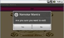 Namokar Mantra - Audio screenshot 2/2