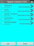 Spam Killer Lite screenshot 6/6