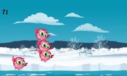 Crazy Birds Escape Flying Game screenshot 4/4