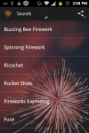 Firework and Firecracker Sounds screenshot 2/2