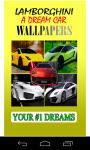 Dream Cars Lamborghini Wallpapers screenshot 1/6