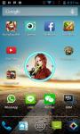 Avril Lavigne Clock Widget screenshot 4/4