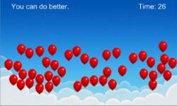 BalloonPop iphone screenshot 3/4