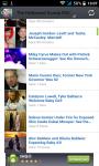 gossip magazines and news RSS reader screenshot 2/5