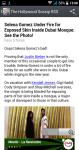 gossip magazines and news RSS reader screenshot 4/5