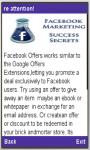 Facebook Marketing Tips screenshot 1/2