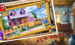 Sweet baby Dream House Puzzle screenshot 1/6