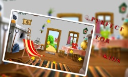 Sweet baby Dream House Puzzle screenshot 4/6