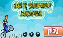 BMX Jumper Run screenshot 1/6