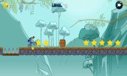 BMX Jumper Run screenshot 4/6