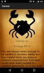 My Daily Horoscope 2015 screenshot 5/6