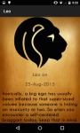 My Daily Horoscope 2015 screenshot 6/6