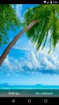Beautiful Summer Live Wallpaper HD screenshot 1/6
