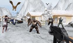 Infected City vs Gunner Shot screenshot 2/3