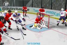 Patrick Kanes Hockey Classic select screenshot 2/6
