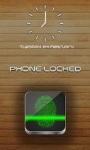 Fingerprint Lock Screen secured  screenshot 3/6