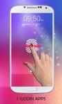 Fingerprint Lock Screen secured  screenshot 4/6