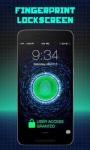 Fingerprint Lock Screen secured  screenshot 5/6