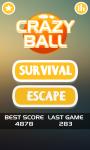 Crazy Ball : Swipe and Collect screenshot 1/4