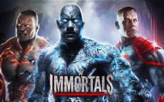 WWE Immortals active screenshot 3/6