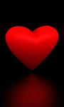 Rotating Valentine heart live-wallpaper screenshot 2/5
