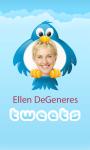 Ellen DeGeneres - Tweets screenshot 1/3