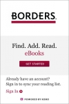 Borders eBooks screenshot 1/1