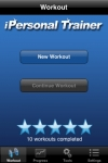 iPersonalTrainer - Fitness Workouts screenshot 1/1